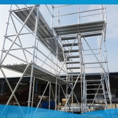 Widely Used Steel Ringlock Scaffolding