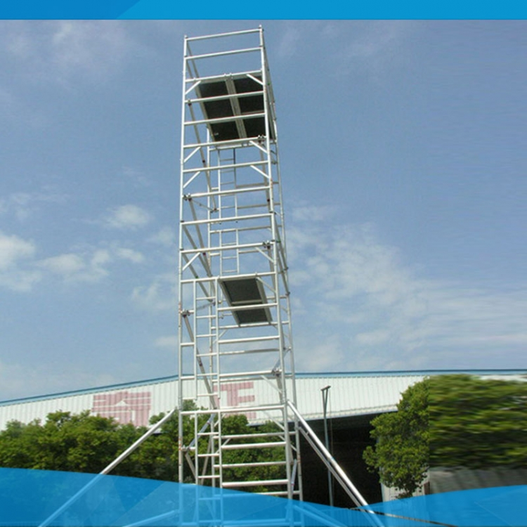 Easy Install Aluminum Scaffolding Tower