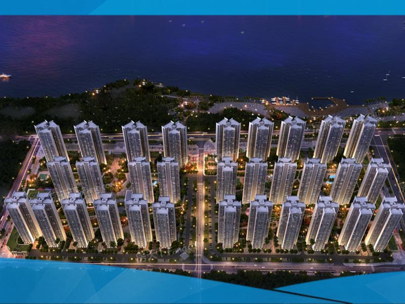 Foshan Times Property Nanwan Building