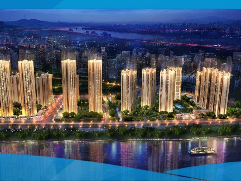 Foshan Times Property Shuian Garden Building